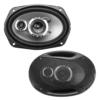 Kép 3/4 - 1000W háromutas autós hangszóró – ovális, 163x237 mm