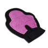 Kép 2/3 - Kisállat fürdetőkesztyű / sűrű, apró sörtékkel - rózsaszín