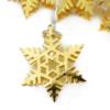 Kép 4/4 - Prémium karácsonyi LED-füzér / 20 db LED, hópihés (1101660)