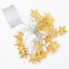 Kép 2/3 - Prémium karácsonyi LED-füzér / 20 db LED, csillagos (1101659)
