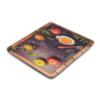 Kép 3/4 - Digitális konyhai mérleg, érintés érzékelővel – gránátalmás mintával / 5 kg-ig