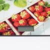 Kép 2/4 - Digitális konyhai mérleg, érintés érzékelővel – epres mintával / 5 kg-ig