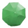 Kép 2/2 - 200 cm-es napernyő állítható leszúró állvánnyal - zöld