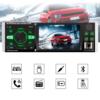 """Kép 3/3 - MP5 multimédiás autórádió / Bluetooth, MirrorLink, 4.1"""" képernyő – autós fejegység, videó és zenelejátszó + FM rádió"""