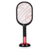 Kép 7/7 - Világító elektromos légycsapó és szúnyogirtó teniszütő akkumulátorral - fekete