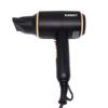 Kép 2/4 - Professzionális hajszárító 3 db fúvófejjel – dúsító, keskeny és extra keskeny fejekkel / 4000W