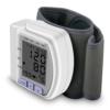 Kép 3/3 - Hordozható vérnyomásmérő – szisztolés, diasztolés és pulzusmérő / csuklóra rögzíthető