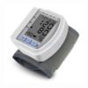 Kép 2/3 - Hordozható vérnyomásmérő – szisztolés, diasztolés és pulzusmérő / csuklóra rögzíthető