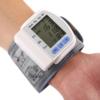Kép 1/3 - Hordozható vérnyomásmérő – szisztolés, diasztolés és pulzusmérő / csuklóra rögzíthető