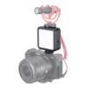 Kép 7/8 - Ulanzi VL49 mini RGB LED videólámpa - állítható szín és -színhőmérséklet, akkumulátor, vakupapucs foglalat