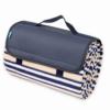 Kép 4/4 - Kétoldalas piknik pléd / vízálló strand takaró - 150x130 cm