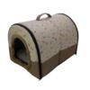 Kép 1/2 - Hordozható kutyaház / puha és kényelmes (BPS-5628)