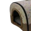 Kép 2/2 - Hordozható kutyaház / puha és kényelmes (BPS-5628)