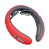 Kép 2/3 - Intelligens nyakmasszírozó / Akkumulátoros, elektromos izomstimuláló készülék – piros