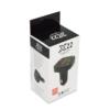 Kép 4/4 - Mini autós kihangosító MP3 Transzmitter – 2 db USB bemenettel (X22)