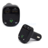 Kép 1/4 - Mini autós kihangosító MP3 Transzmitter – 2 db USB bemenettel (X22)