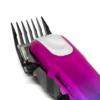 Kép 1/4 - Professzionális vezeték nélküli hajnyíró gép – 4 fejjel / dizájnos, kék-rózsaszín