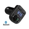 Kép 1/3 - Bluetooth FM transzmitter 2 db USB csatlakozóval (14509)