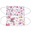 Kép 2/3 - 3 rétegű szájmaszk karácsonyi mintával / 10 darabos csomag