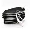 Kép 3/4 - Fekete KN95 légzésvédő arcmaszk / szájmaszk (FFP2) - 10 darabos csomag