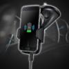 Kép 1/5 - Autós telefontartó – vezeték nélküli gyorstöltő