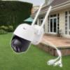 Kép 1/4 - Falra szerelhető prémium wifi-s kamera