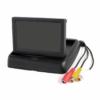 Kép 2/3 - Felszerelhető tolatókamera LCD monitorral