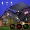 Kép 3/3 - Napelemes lézerlámpa / Fényjáték, kültéri használatra