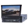 """Kép 1/5 - Autós multimédia lejátszó -  MP5, Bluetooth, Rádió, Kamera, távirányító vezérlés / 7"""" érintőkijelző"""