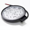 Kép 3/3 - Szuper erős LED munkalámpa, szúrófény járművekre - 42 W / kerek