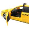 Kép 3/3 - Zenélő, világító taxi / 1:16 méretarány