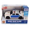 Kép 1/4 - Zenélő, világító, méretarányos, autópálya rendőrautó (WY500D)