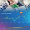 Kép 4/4 - Fitnesz karkötő / aktivitásmérő okosóra pulzus- és vérnyomásméréssel