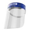 Kép 2/4 - Fejpántos műanyag arcvédő pajzs / átlátszó arcmaszk