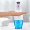 Kép 3/6 - Automata, érintés nélküli szappanadagoló, beépített UV-fénnyel / Szappanhab adagoló