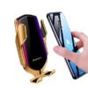 Kép 4/4 - R1 Smart Sensor telefontartó és vezeték nélküli töltő - autókba