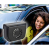 Kép 1/3 - Napelemes szellőztető ventilátor autóba / autó ablakra rögzíthető