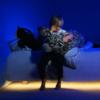 Kép 3/4 - Éjszakai fény az ágy alá / Mozgásérzékelős LED csík