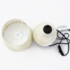 Kép 7/7 - Modern kerámia asztali lámpa / E14 foglalattal - 1-es típus