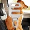 Kép 1/3 - Biztonsági övcsat kutyáknak, autóba (BPS-5465)