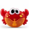 Kép 5/5 - Rák alakú, buborékfújó játék fürdőkádba