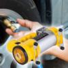 Kép 1/3 - Ciklon autós légkompresszor szivargyújtós csatlakozóval / 150PSI