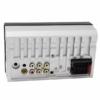 Kép 5/6 - 2 DIN Bluetooth autórádió / MirrorLink multimédiás rendszer 7 colos érintőképernyővel