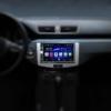 Kép 1/6 - 2 DIN Bluetooth autórádió / MirrorLink multimédiás rendszer 7 colos érintőképernyővel