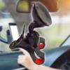 Kép 1/5 - Csíptetős telefontartó autóba