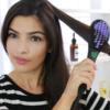 Kép 1/5 - Dafni elektromos hajegyenesítő és hajformázó hajkefe