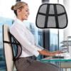 Kép 1/5 - Deréktámasz, háttámasz autóba és irodai székekre