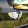 Kép 3/5 - Dupla holttér tükör autóba / parkolást segítő kiegészítő tükör