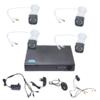 Kép 1/4 - ECH DVR Combo Kit - 4 csatornás, digitális kamerarendszer, 4 db beltéri HD kamerával
