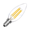 Kép 3/3 - 6W Edison Vintage gyertya izzó / E14 Filament LED